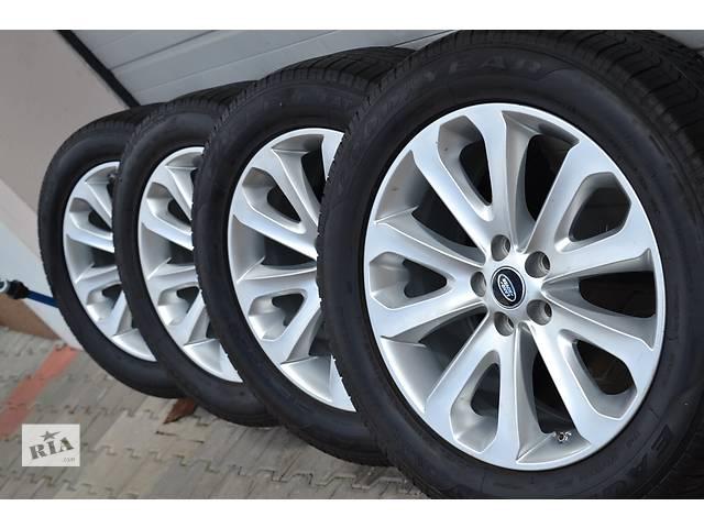 бу Б/у диск с шиной для легкового авто Land Rover Range Rover 255/55/20 в Ужгороде