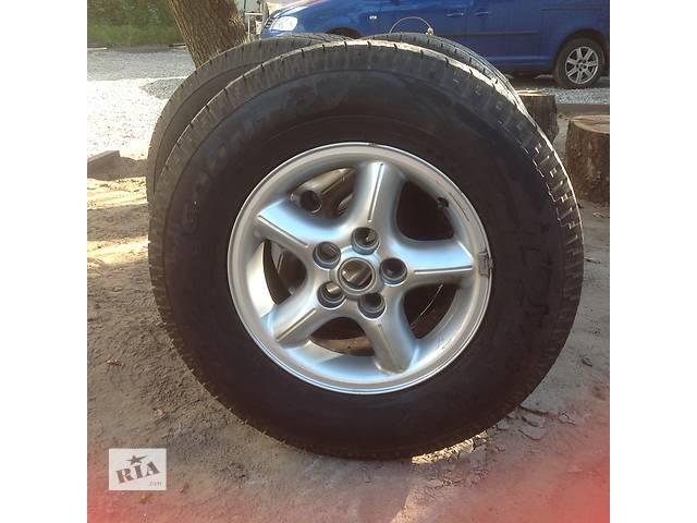 Б/у диск с шиной для легкового авто Land Rover- объявление о продаже  в Львове