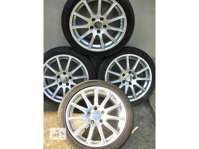 продам Б/у диск с шиной для легкового авто Mazda 6 Universal бу в Стрые