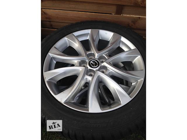 продам Б/у диск с шиной для легкового авто Mazda 6 бу в Ровно