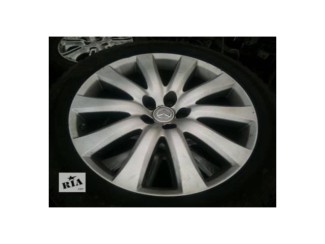продам Б/у диск с шиной для легкового авто Mazda CX-9 бу в Ровно