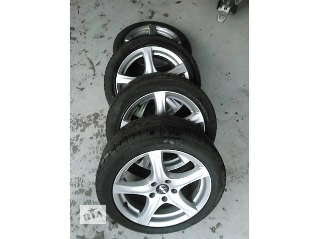продам Б/у диск с шиной для легкового авто Mazda RX-8 бу в Луцке