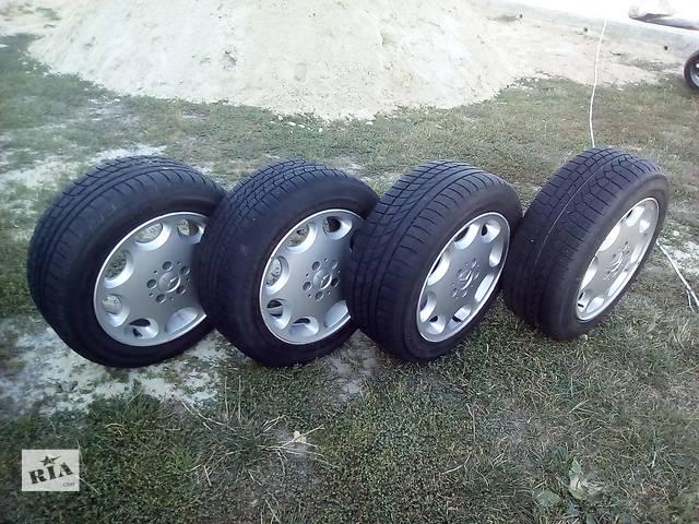 бу Б/у диск с шиной для легкового авто Mercedes E-Class в Владимирце