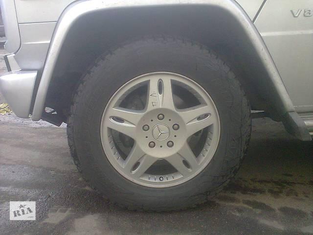 продам Б/у диск с шиной для легкового авто Mercedes G-Class бу в Киеве