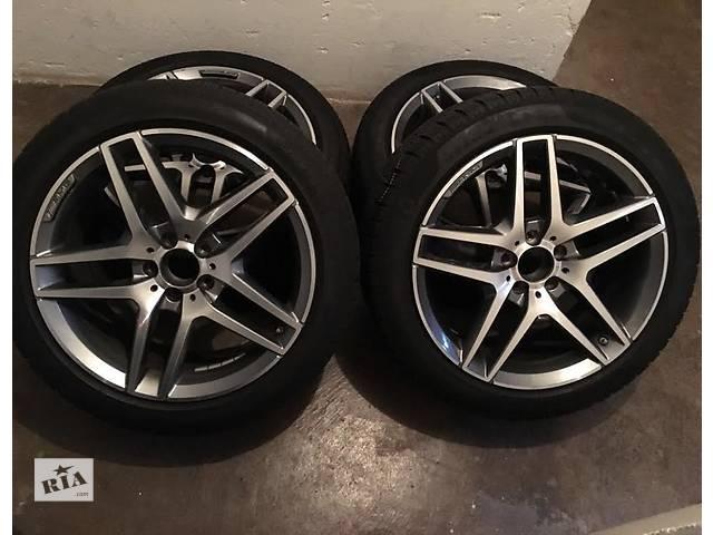 продам Б/у диск с шиной для легкового авто Mercedes S-Class w222 amg бу в Ужгороде