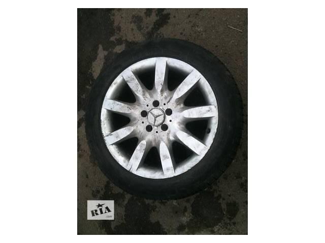 продам Б/у диск с шиной для легкового авто Mercedes S-Class бу в Ровно