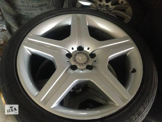 бу Б/у диск с шиной для легкового авто Mercedes S-Class в Хмельницком