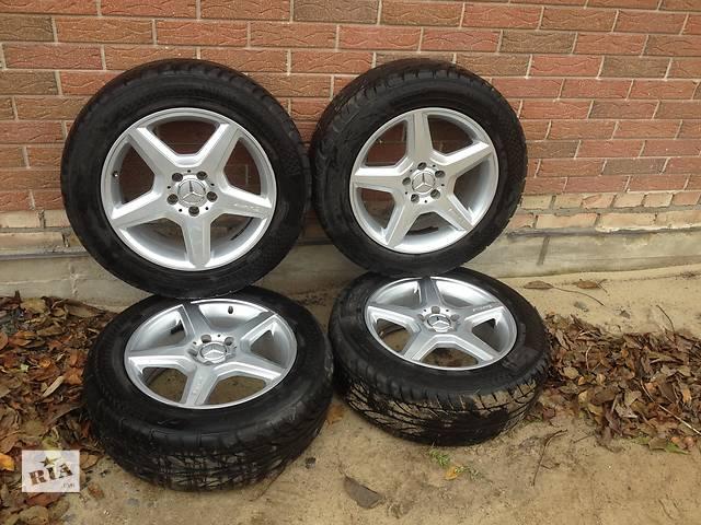 Б/у диск с шиной для легкового авто Mercedes Vito225/55\r17- объявление о продаже  в Ковеле