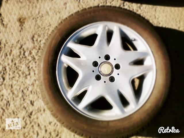 бу Б/у диск с шиной для легкового авто Mercedes в Одессе