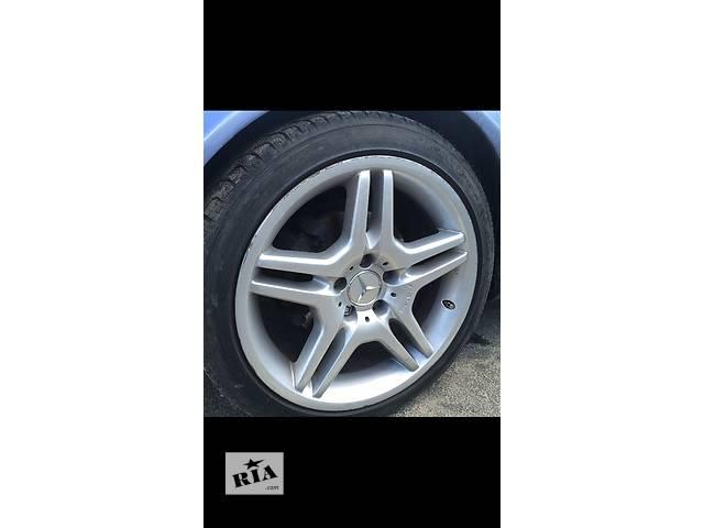 продам Б/у диск с шиной для легкового авто Mercedes бу в Одессе