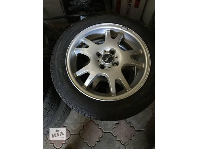 купить бу Б/у диск с шиной для легкового авто MINI Cooper в Луцке