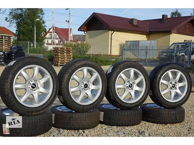 Б/у диск с шиной для легкового авто MINI  ЗИМА- объявление о продаже  в Луцке