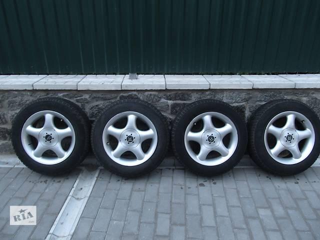 бу Б/у диск с шиной для легкового авто Mitsubishi Galant в Малине (Житомирской обл.)