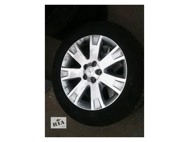 продам Б/у диск с шиной для легкового авто Mitsubishi Outlander XL бу в Ровно