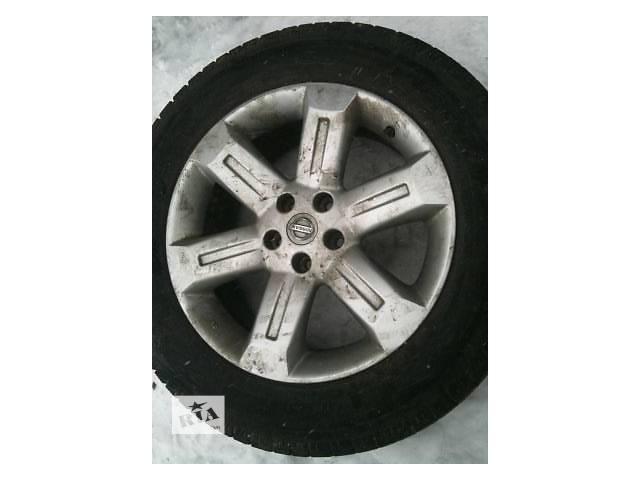 продам Б/у диск с шиной для легкового авто Nissan Murano бу в Ровно