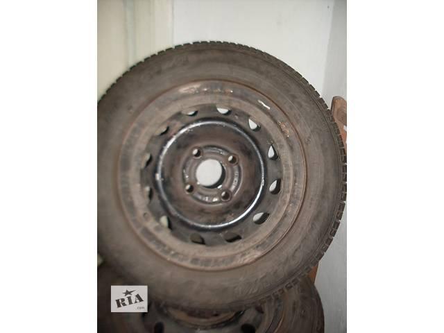 купить бу Б/урессори . диск с шиной для легкового авто Opel Combo в Тернополе