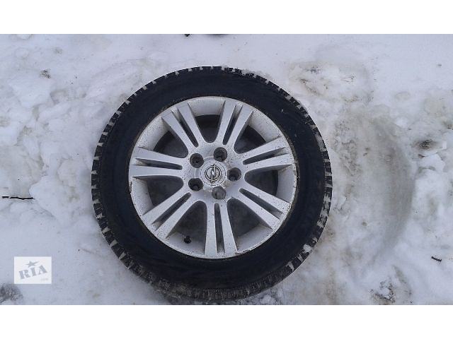 продам Б/у оригинальные диски с шинами (зимние -4.шт) для легкового авто Opel Vectra C.Торг бу в Ивано-Франковске