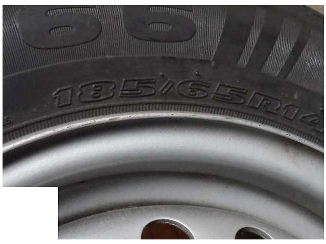 продам Б/у диск с шиной для легкового авто Opel бу в Сумах