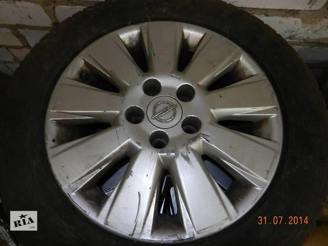 купить бу Б/у диск  для легкового авто Opel в Киеве