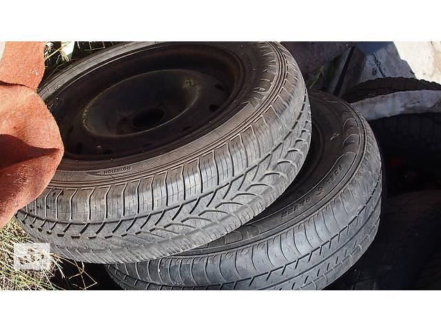 продам Б/у диск с шиной для легкового авто Peugeot Partner бу в Полтаве