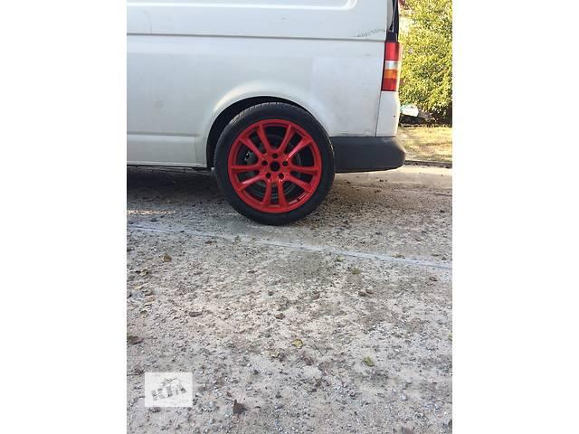 Б/у диск с шиной для легкового авто Porsche Cayenne New- объявление о продаже  в Киеве