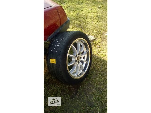 Б/у диск с шиной для легкового авто R 17...5/100- объявление о продаже  в Николаеве (Львовской обл.)
