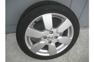 б/у диски с шинами Nissan Note