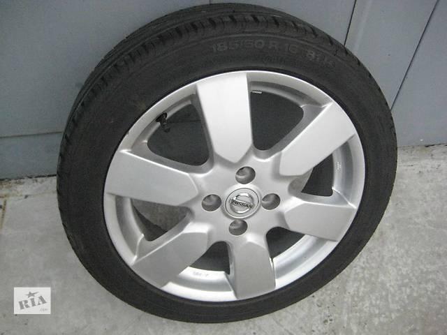 продам Б/у диск с шиной для легкового авто r16(4*100) бу в Городище (Черкасской обл.)