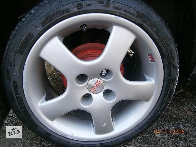 купить бу Б/у диск с шиной для легкового авто R16 в Коломые
