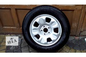 б/у диски с шинами Renault Duster