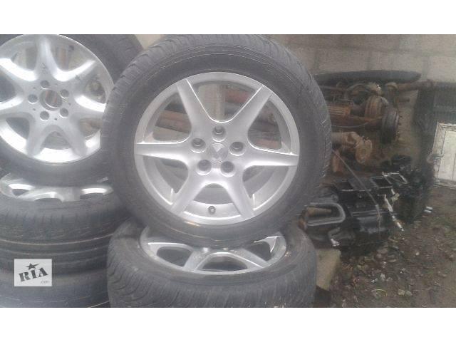 бу Б/у диск с шиной для легкового авто Renault Megane в Луцке
