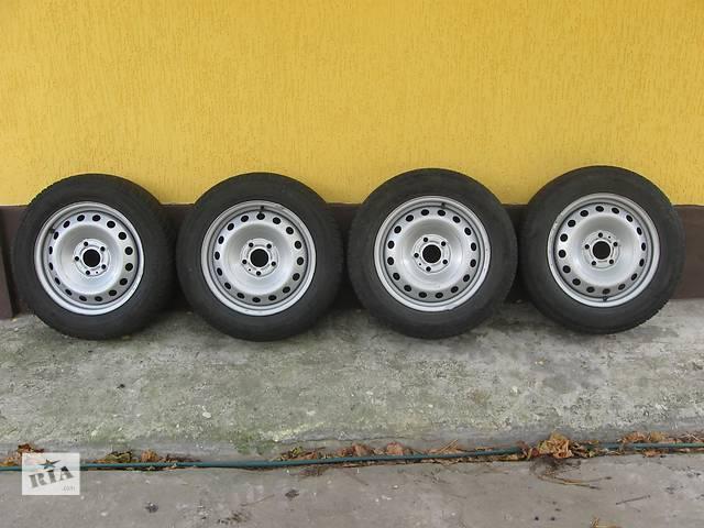 продам Б/у диск с шиной для легкового авто Renault Trafic бу в Деражне