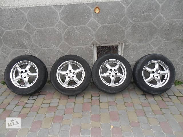 купить бу Б/у диск с шиной для легкового авто Skoda Octavia Tour в Тернополе