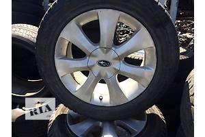 б/у диски с шинами Subaru Tribeca