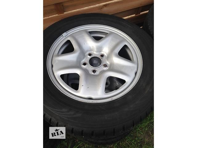 Б/у диск с шиной для легкового авто Suzuki Grand Vitara- объявление о продаже  в Ровно