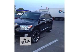 б/у Диск с шиной Toyota Land Cruiser 200