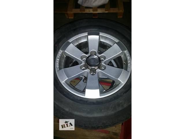 бу Б/у диск с шиной для легкового авто Toyota Land Cruiser Prado в Киеве