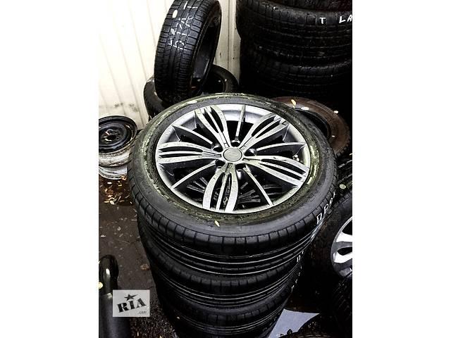 Б/у диск с шиной для легкового авто Toyota, Lexus,Hyndai, R-18, 5*114,3- объявление о продаже  в Одессе