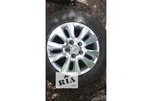 б/у диски с шинами Toyota Sequoia