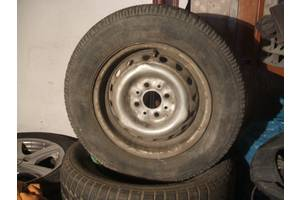 б/у диски с шинами ВАЗ 2106