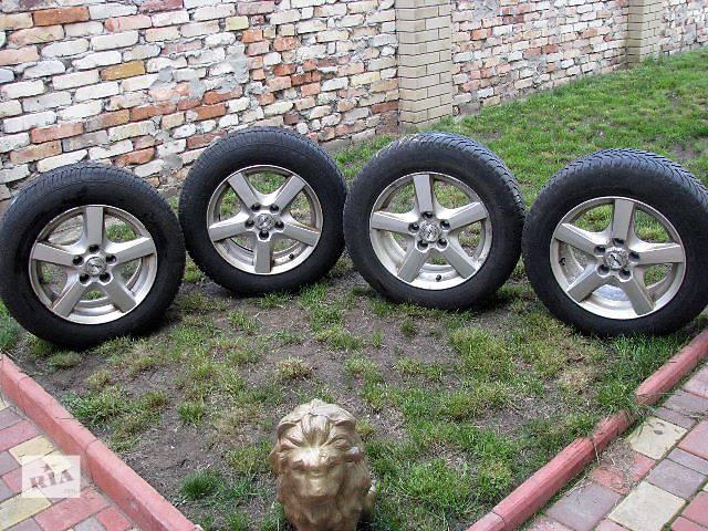 Диски  5/112 R15 VW Caddy, AUDI- объявление о продаже  в Изюме