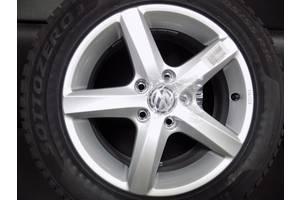 Новые диски с шинами Volkswagen Caddy