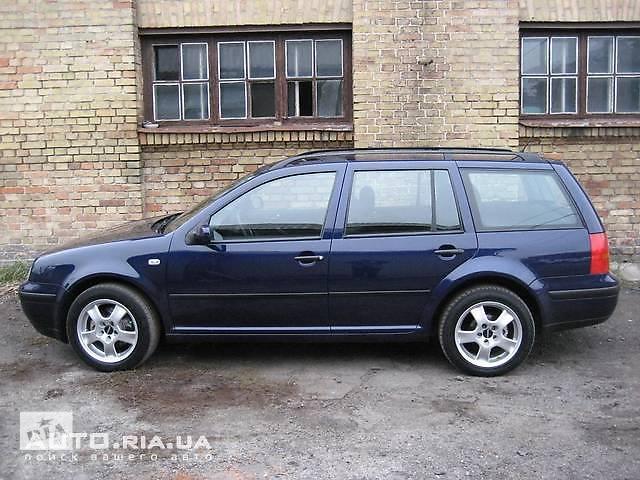 Б/у диск с шиной для легкового авто Volkswagen Golf IV- объявление о продаже  в Старом Самборе