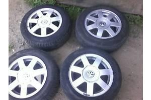 б/у диски с шинами Volkswagen B5