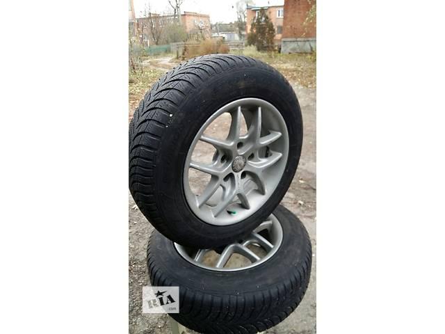 Б/у диск с шиной для легкового авто Volkswagen Passat B5- объявление о продаже  в Харькове