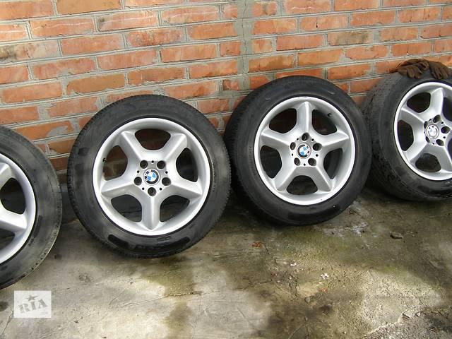 купить бу Б/у диск с шиной для легкового авто Volkswagen T5 (Transporter) в Миргороде