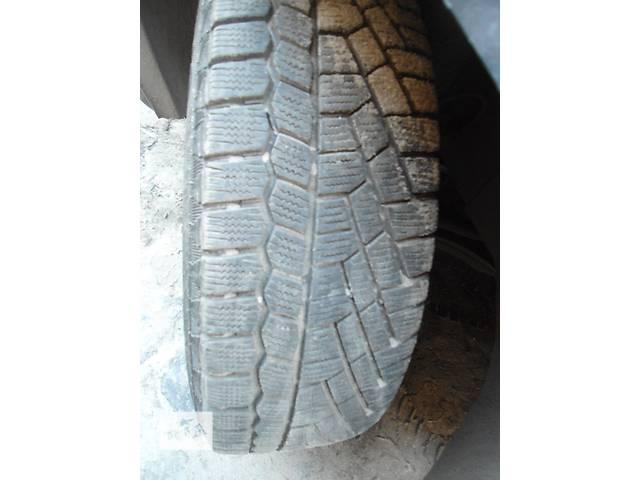 бу Б/у диск с шиной для легкового авто зимові   контіненталь 175.65.Р14 в Львове