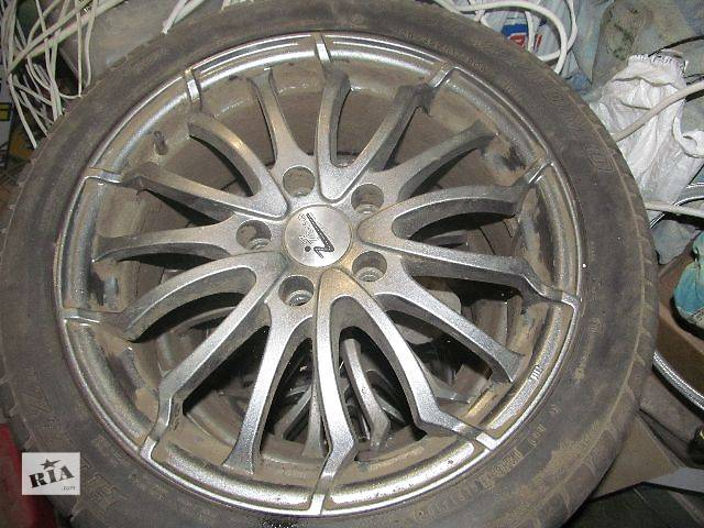 Б/у диск с шиной для легкового авто- объявление о продаже  в Николаеве