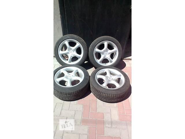 купить бу Б/у диск с шиной для легкового авто в Ровно