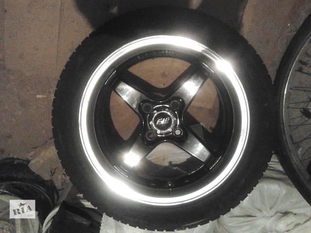 купить бу Диски литые с шиной для легкового авто в Богородчанах